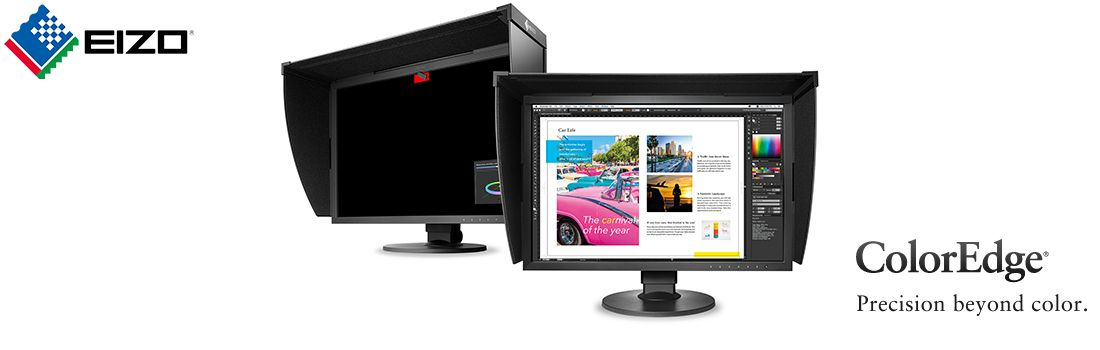 EIZO ColorEdge - Cashback
