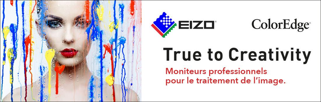 EIZO - True to Creativity - ColorEdge
